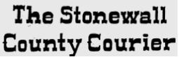 Stonewall County Courier - Aspermont, Texas